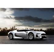 Citroen's GT Supercar  Pictures Evo