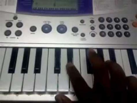 keyboard tutorial in malayalam piano tutorial malayalam film song aayriam kannumayi from