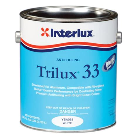 boat hull antifouling paint interlux trilux 33 antifouling paint west marine