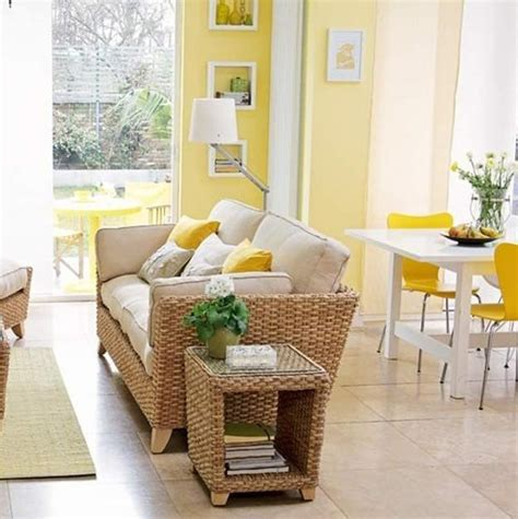 pastel yellow living room soft yellow and pastel green colors modern color trends