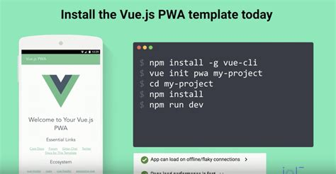 Production Progressive Web Apps With Javascript Frameworks Css Tricks Progressive Web App Template
