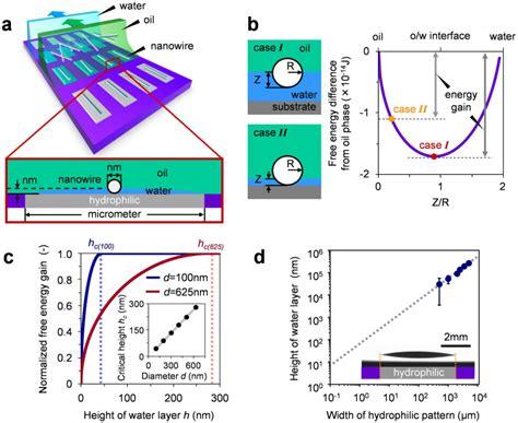 pattern energy address a schematic illustration of nanoscale size selective