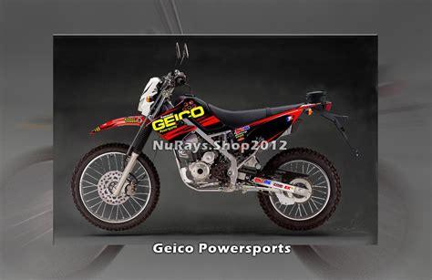 Scorpion Power Klx 150 Dtracker 150 kawasaki klx 150 d tracker 150 custom sticker graphic decals kits ebay