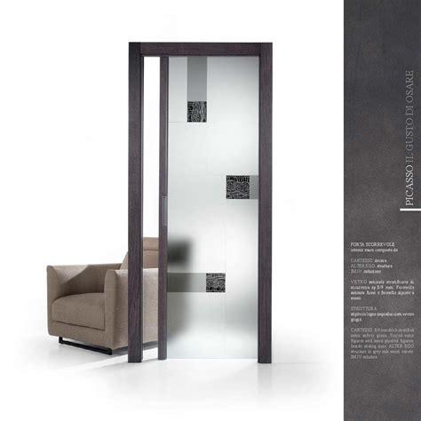 porte rovere grigio porta scorrevole cartesio legno rovere grigio mdbportas