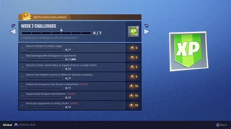 fortnite week 7 challenges fortnite week 7 challenges guide how to complete all