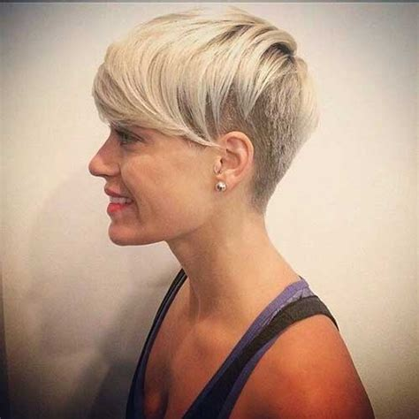 womens haircut with short sides 30 short trendy hairstyles 2014 short hairstyles 2017