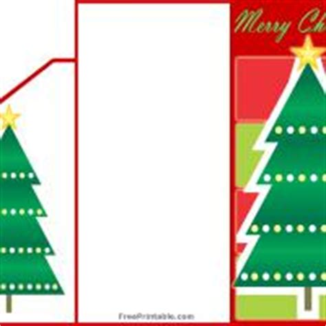 printable christmas money cards christmas tree money card