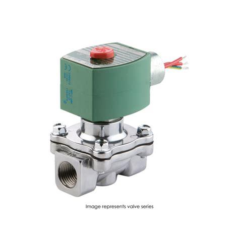 Solenoid 2 Valve asco 8215g020 1 2 quot aluminum solenoid valve specialties