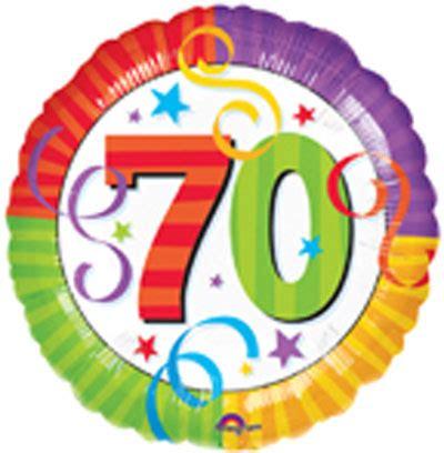 Glitter Shower Curtains Happy 70th Birthday Balloon Bright 70th Birthday Balloon