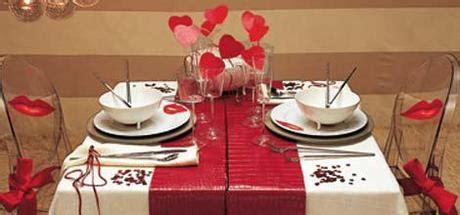 tavola apparecchiata romantica san valentino 232 alle porte paperblog
