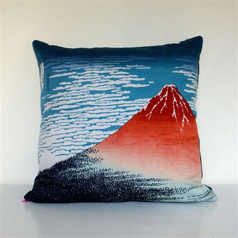 Japanese Pillow Talk by Large Japanese Pillow Cushion Cover Traditional Furoshiki