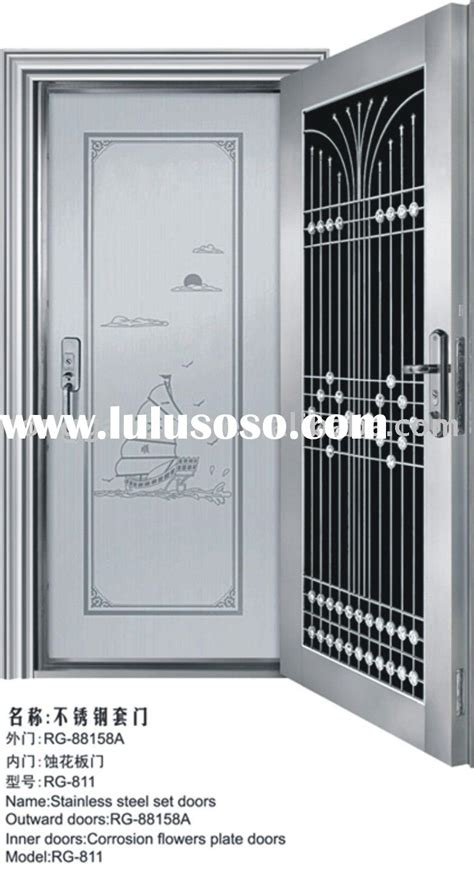 Best Security Doors For Front Doors Security Doors Best Home Security Door