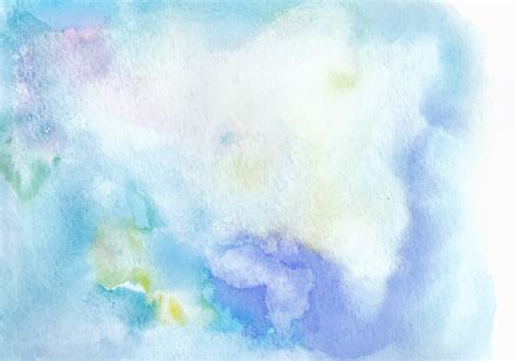 light blue free vector watercolor texture free vector stock graphics images