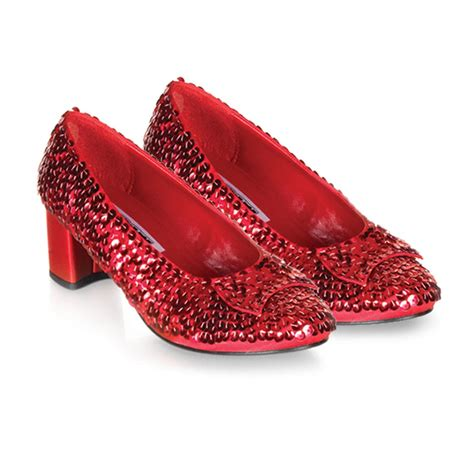ruby slippers dorothy dorothy slippers sequin wizard of oz shoes 5 6 8 10 ebay