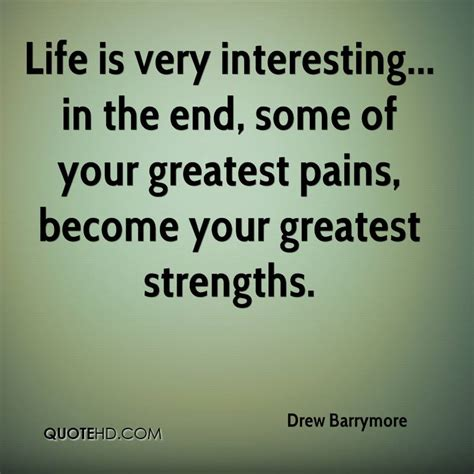 Interesting Quotes Drew Barrymore Quotes Quotehd