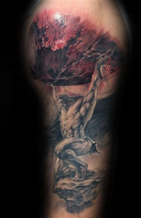 storm 3d com tattoo designs 70 atlas designs for manly ink ideas