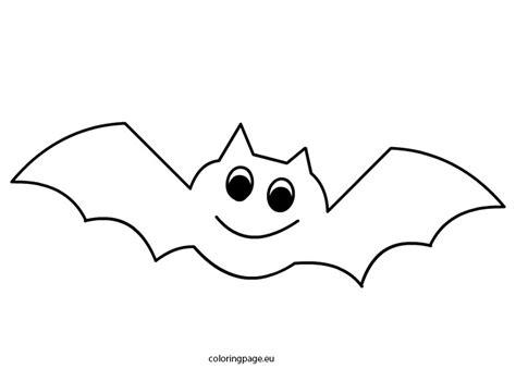 black bat coloring page halloween bat coloring sheets fun for christmas