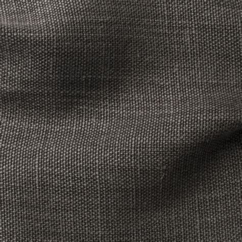 Gray Linen Upholstery Fabric by Earth Linen Fabric Grey Spruce