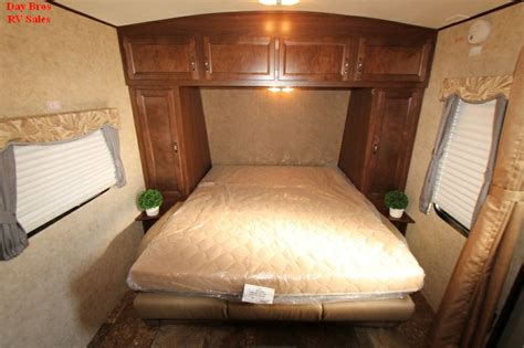 murphy bed travel trailer 2014 holiday rambler aluma lite 238 bhs travel trailer rv