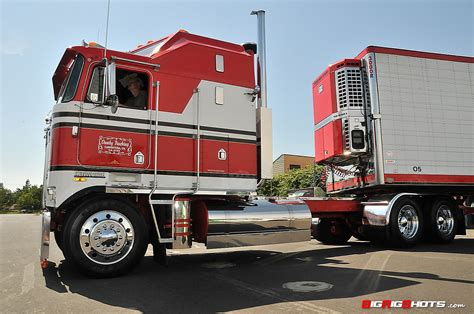 new kenworth cabover trucks 58 semi truck mack cabover 1977 1977 kenworth k100