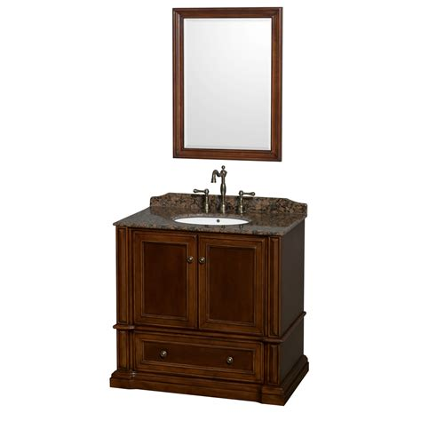 36 quot rochester bathroom vanity by wyndham collection