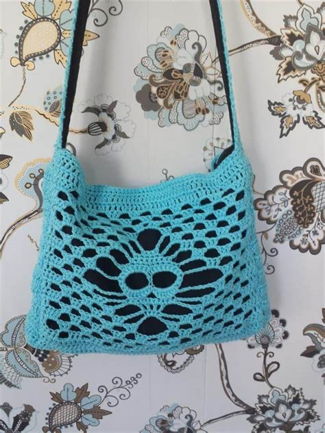 crochet purse design  girls diy