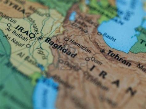 The Borders War Powerless iraq claims it s powerless to stop iranian arms shipments
