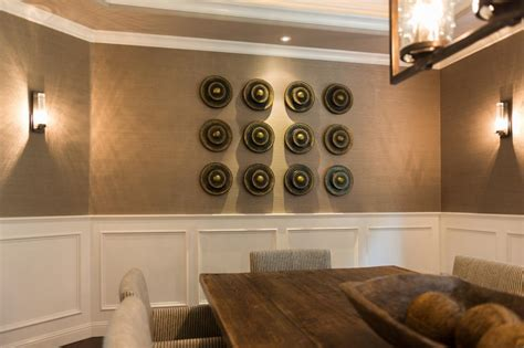 Brown Wainscoting by Photo Page Hgtv