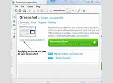 Free Screen Capture Tool - Greenshot - USB Pen Drive Apps Greenshot Download