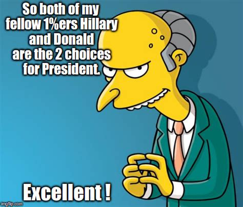 Mr Burns Excellent Meme - mr burns excellent meme 28 images the gallery for gt