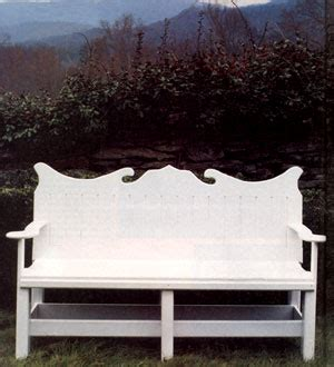 the range garden bench how to build an english style burkholder range garden