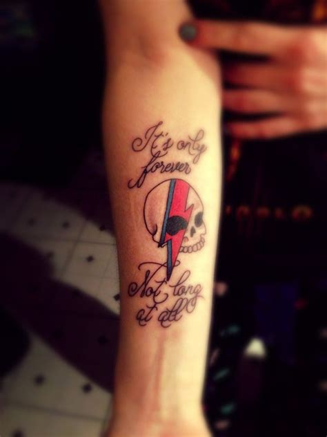 lyrics tattoo 47 best images about david bowie is on a on