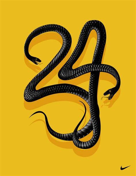 black mamba nike by will smith via behance typography