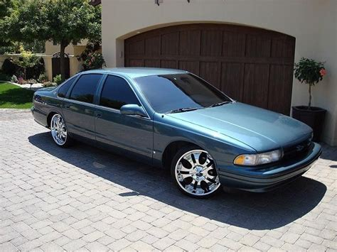 98 impala ss for sale globewarmer 1996 chevrolet impalass sedan 4d specs photos