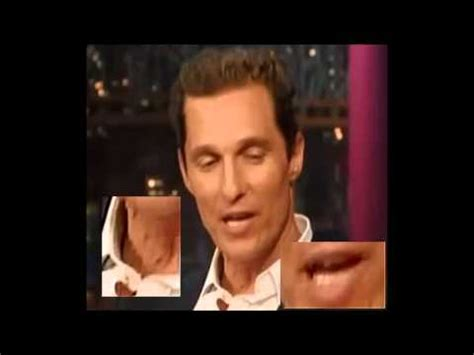 shape shifting shapeshifting celebs matthew mcconaughey 2 youtube