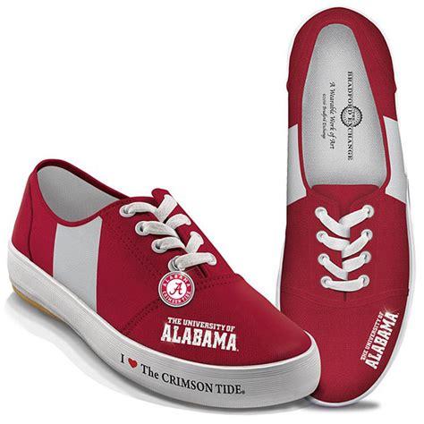 alabama crimson tide sneakers alabama crimson tide handmade converse alabama crimson