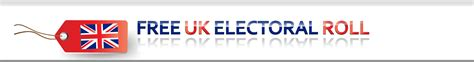 Uk Free Search Free Electoral Roll Free Uk Electoral Roll