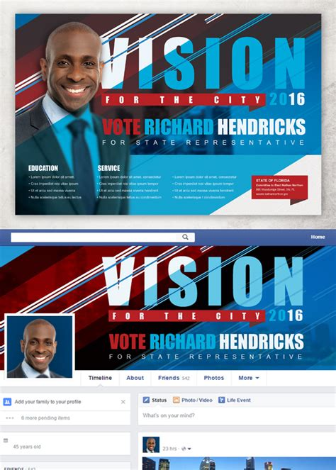 free political flyer templates vision political flyer template by loswl on deviantart