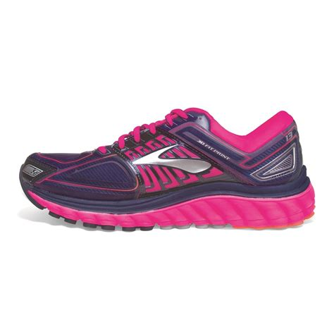 running shoes glycerin 13 glycerin 13 womens running shoes peacoat pink