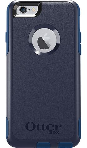 Otterbox Commuter Series Ink Blue Casing For Iphone 6 6s otterbox commuter series for iphone 6 6s blue ink blue rev wholesale replacement parts