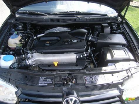 2003 volkswagen gti 1 8t 1 8 liter turbocharged dohc 20