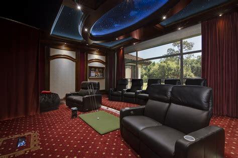 home theater golf simulator  lake nona totalcare orlando