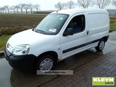 peugeot partner 2005 peugeot partner 170 c 1 9d 2005 box type delivery van