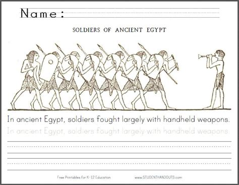 free coloring pages of map of ancient egypt