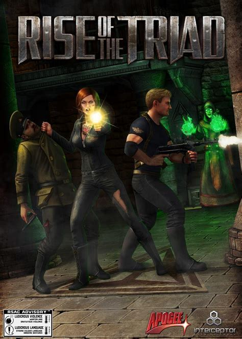 Rise Of The Steam rise of the triad steam