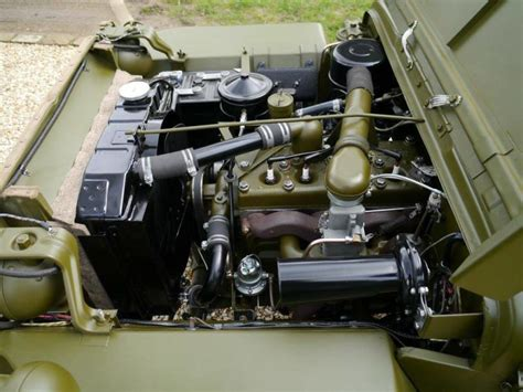 wwii jeep engine eisenhower s wwii willys is intact and might be the