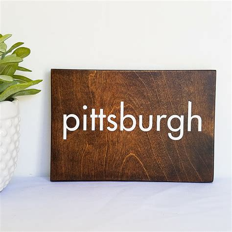 home decor pittsburgh wall26 city skyline series