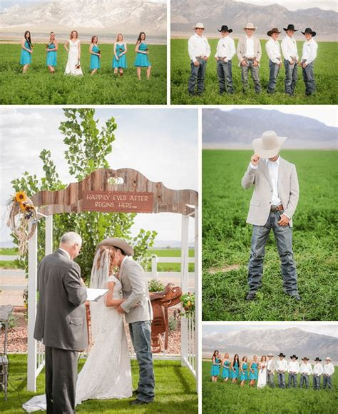 wedding ideas wedding planning tips from wedding saddle up with our favorite cowboy western wedding ideas
