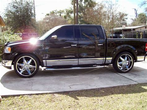 lincoln lt on 24 rims 1st mod new wheels 24 inch quot rims quot lincoln vs cadillac