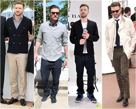 Justin Timberlake Looking In Details by Timberlake E Styles Os Mais Estilosos De 2013 Arrume O La 231 O